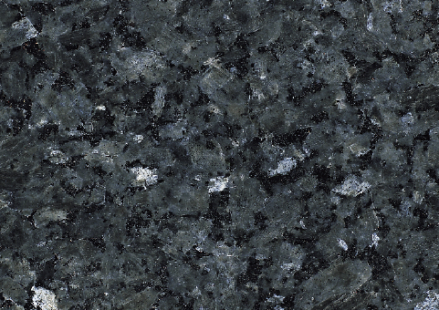blue pearl granite close up