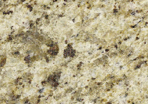 giallo ornamentale granite close up
